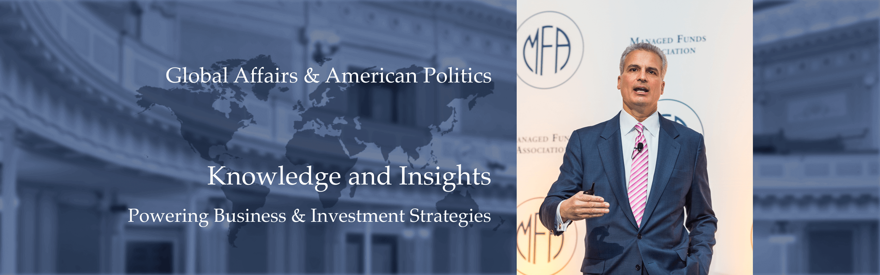 John Sitilides, Expert Speaker on Global Affairs & American Politics