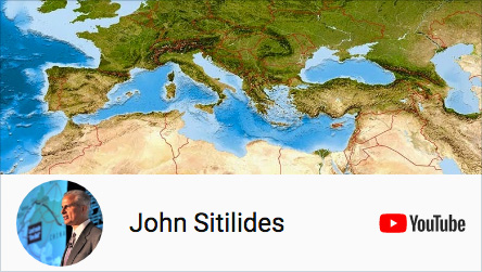 John Sitilides youTube channel
